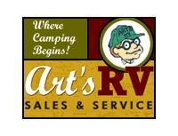 Art's RV Sales Logo