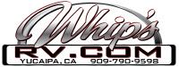 Whip's RV Sales Logo