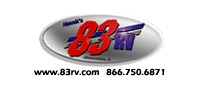83 RV Inc Logo