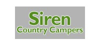 Siren Country Campers Logo