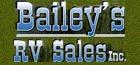 Bailey's RV Sales Logo