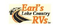 Earls Lake Country RV's Logo