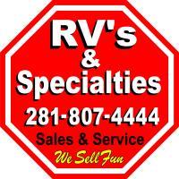 RV's & Specialties Logo