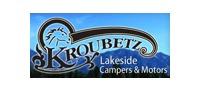 Kroubetz Lakeside Campers Logo