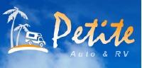 Petite Auto & RV Center Logo