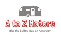 "A To Z Motors aka ""Airstreamland"" Logo"