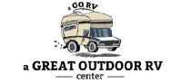 a Great Outdoor RV center Logo