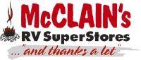 McClains Longhorn RV Logo