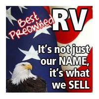 Best Preowned RV Logo