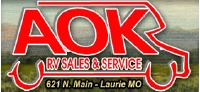 AOK RVs Logo