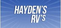 Hayden's RV's Logo