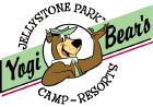 Yogi Bear's Jellystone Park - Silver Lake/Sand Dunes Logo