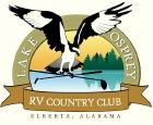 Lake Osprey RV Country Club Logo