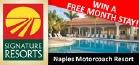 Signature Naples Motorcoach Resort Logo