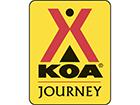 Augusta/Gardiner KOA Logo