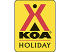 Mount Pleasant/Charleston KOA Logo