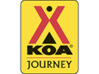 Buffalo/I-40/Exit 143 KOA Logo