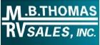 MB Thomas RV Sales Logo