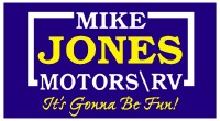 Mike Jones Motors / RV Logo