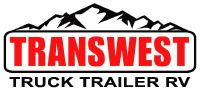 Transwest Truck Trailer RV-MO Logo