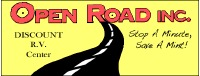 Open Road RV Center Logo