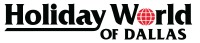 Holiday World of Dallas Logo