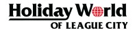 Holiday World of League City Logo