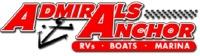Admirals Anchor RV Logo