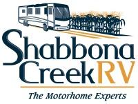 Shabbona Creek RV Logo