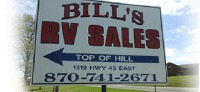 Bill's RV & Motor Home Sales Logo