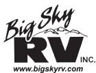 Big Sky RV Logo