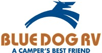 Blue Dog RV of Post Falls Logo