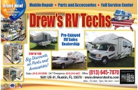 Drew's RV Techs Logo