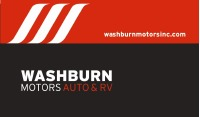 Washburn Motors Auto & RV Logo