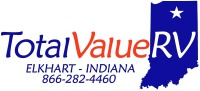 Total Value RV of Indiana Logo