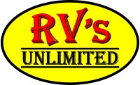 RV's Unlimited Logo