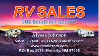 RV Sales New Mexico Logo