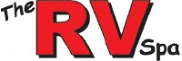 The RV Spa Logo