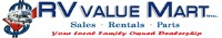 RV Value Mart / Martin RV Rental Logo