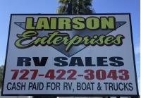 Lairson Enterprises RV Sales Logo