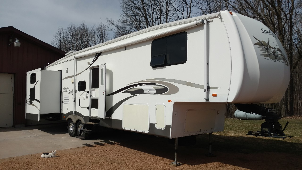 new or used rvs for in wisconsin com