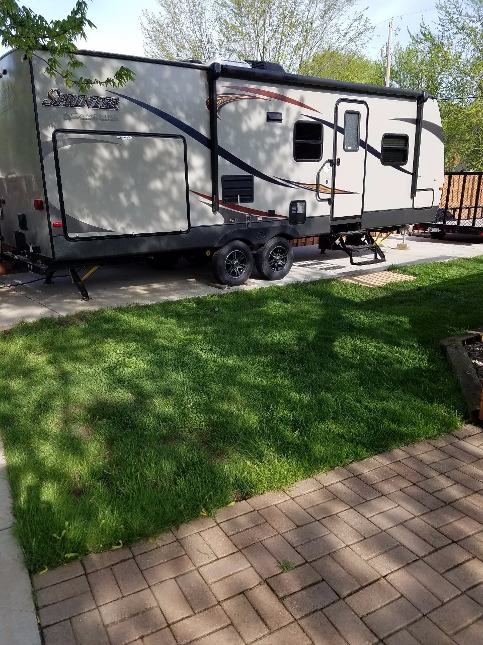 new or used keystone sprinter campfire 26rb rvs for sale