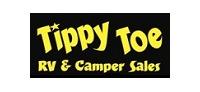 Tippy Toe RV & Camper Sales Logo