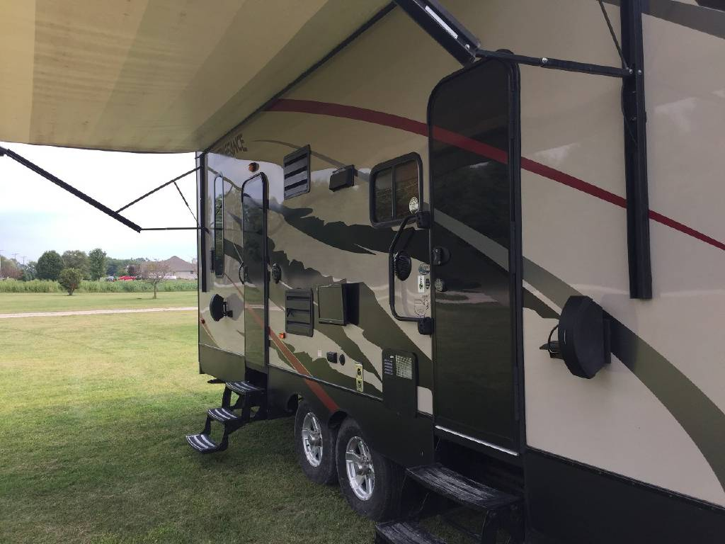 2014 Forest River Fifth Wheel