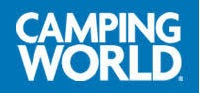 CAMPING WORLD OF WOODSTOCK Logo