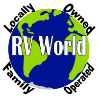 RV World Logo