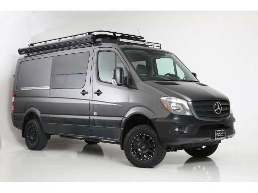 Mercedes benz sprinter era 4x4 for sale mercedes benz for How long does it take to build a mercedes benz