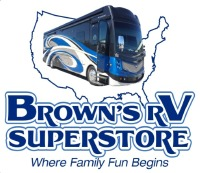 Browns RV's Logo