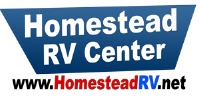 Homestead RV Center Logo