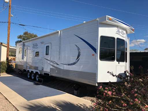 Arizona - Hy-Line HY-LINE 39.5 2 BEDROOM Travel Trailer RVs For Sale ...